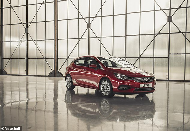 The Astra is still a big seller in the UK, mainly because discounts are pretty healthy. That will be the case for post-lockdown deals