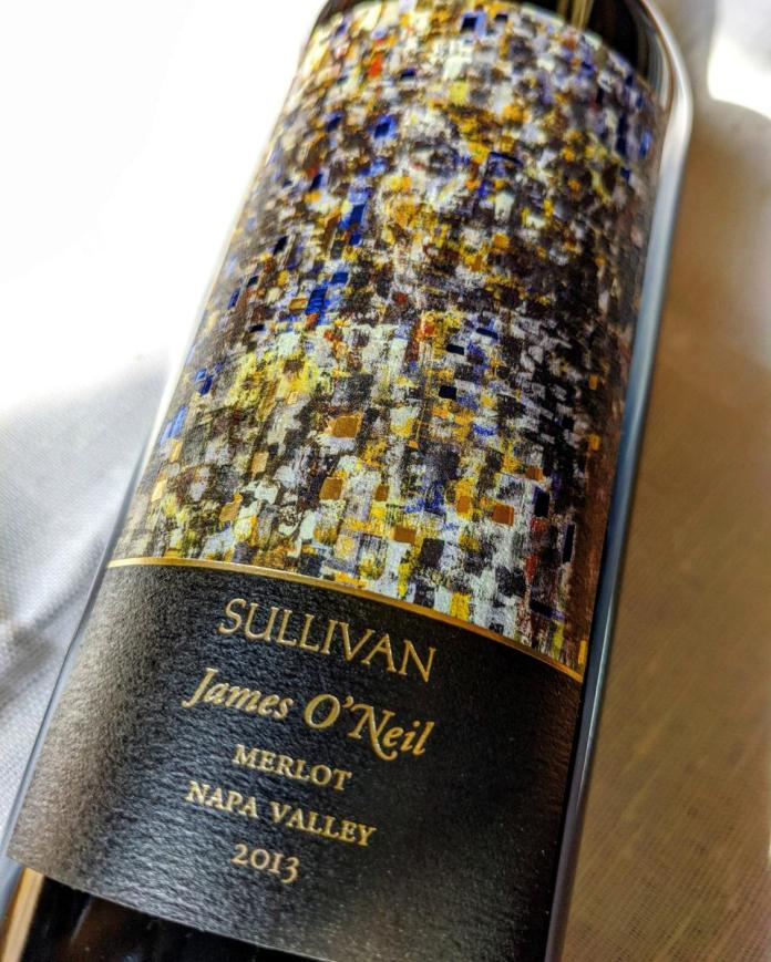 2013 Sullivan Rutherford 'James O'Neil' Merlot