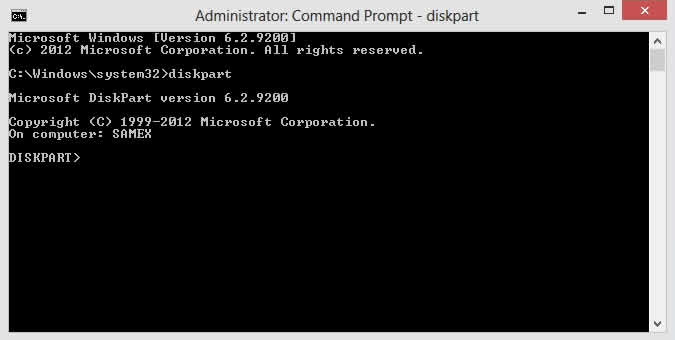 How to Create Bootable Pendrive using CMD(Windows Command Prompt)