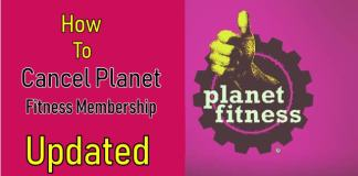 Cancel Planet Fitness Membership 2019 (Updated)