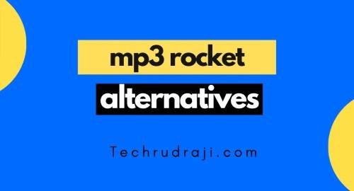 MP3 Rocket Alternatives