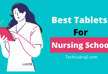 best tablet for nursing school