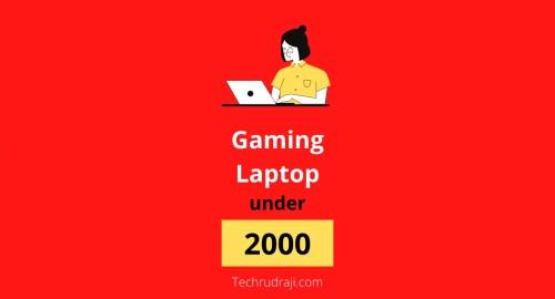 best gaming laptop under 2000 australia