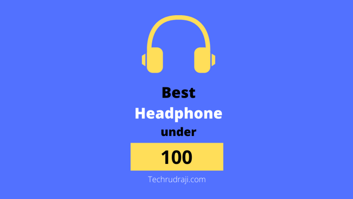 best noise cancelling headphones under £100 uk