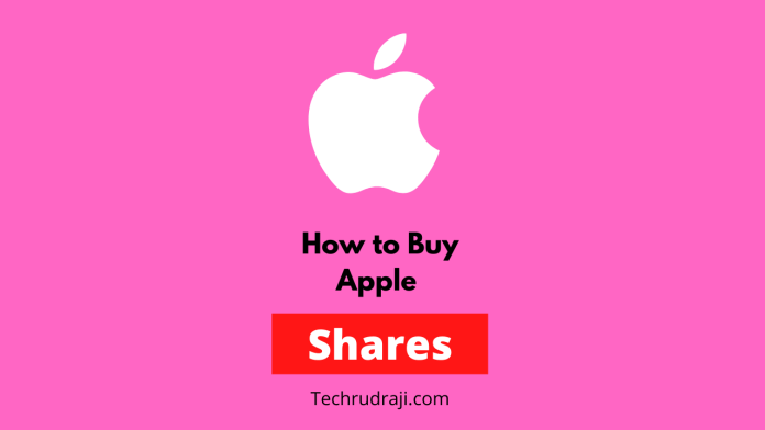 how to buy apple shares uk