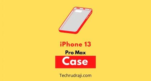 Best iPhone 13 Pro Max case