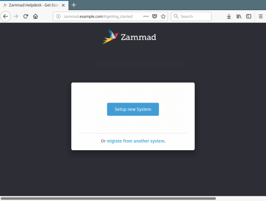 how to install zammad » Techrunnr