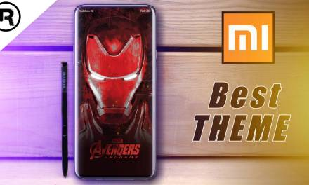 Avengers Endgames themes for MiUi 10 all xiaomi device