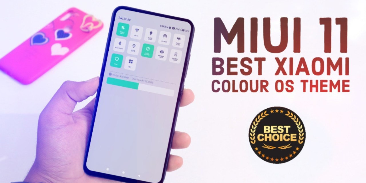 Color OS 6 Xiaomi Themes