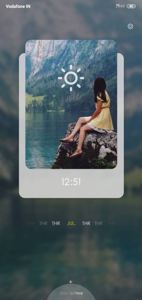 Angelina v10 miui10 theme for xiaomi theme | Tech Rush