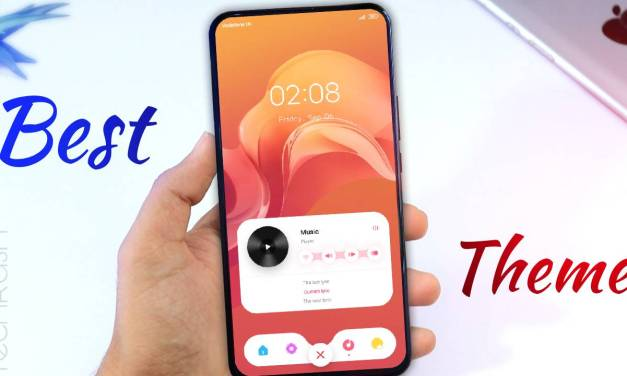 Best customizable xiaomi theme