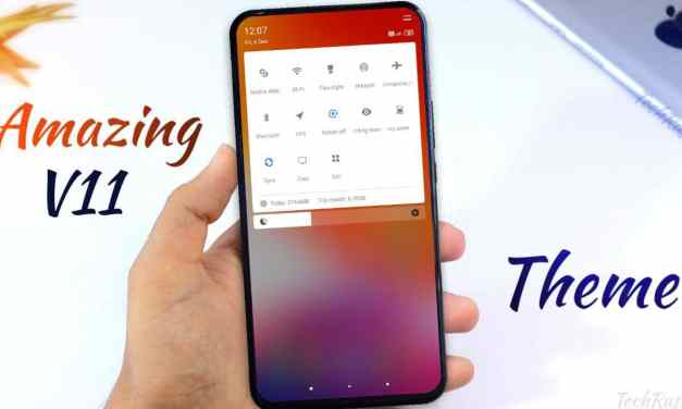 THE STYLE V11 Theme for MiUi 11 All Devices