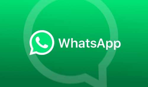 WhatsApp Forwarding info Feature