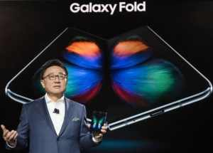 Samsung Galaxy Fold launch is in its final stages and will not be too late