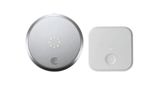 August Smart Lock Pro plus Connect Bundle