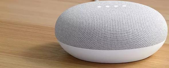 Google Home Mini (Smart Speaker), smart home