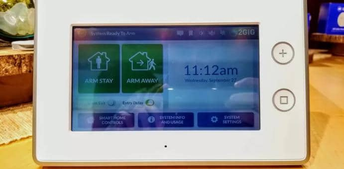 Samsung Smartthing ADT