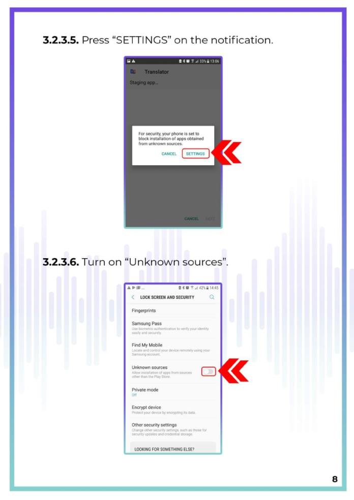 MUAMA Enence Instant Voice Translator User Manual 9
