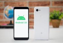 Pixel phones are Getting Android 10 Updates