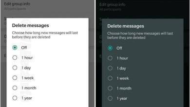 Photo of WhatsApp New Features: WhatsApp Spotted Working on Self-Destructing 'Delete Message' Feature in Latest Android Beta