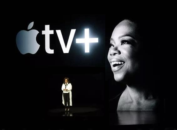 Oprah quite documentary on sexual harassment for Apple TV Plus and Sundance