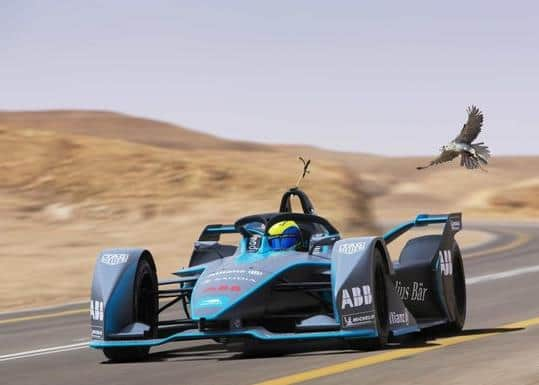 Formula E cancels race in China due to coronavirus outbreak