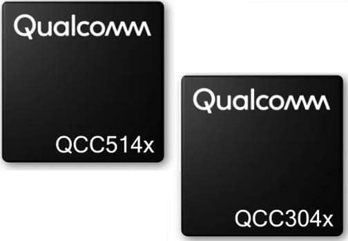 Qualcomm Bluetooth chips designed for wireless earbuds, QCC514x ...