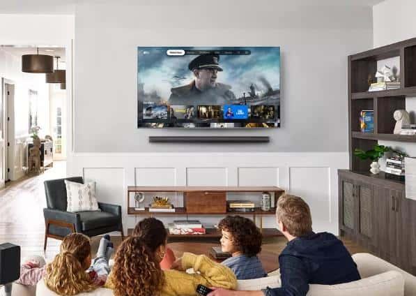 VIZIO Smartcast TV apple tv app airplay 2 and home kit apple tv plus tv app launch of the apple tv