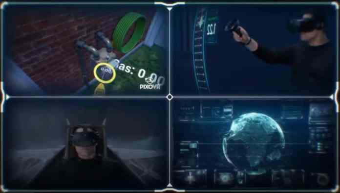 HP Omnicept, virtual, omnicept, HP, headset, meeting, room