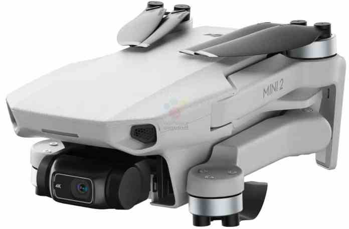 DJI Mini 2 palm-sized drone flies more and shoots 4K videos for $449