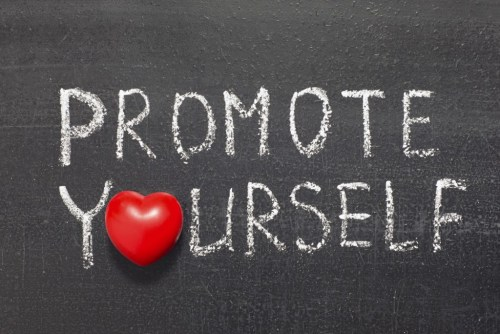 promote yourself online