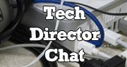 Tech Director Chat Badge