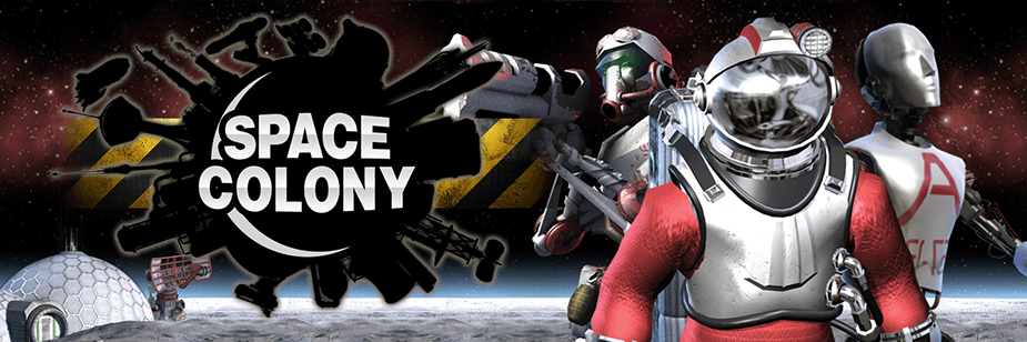 Giveaway, Tech Scene regala 5 codici per scaricare gratuitamente Space Colony: Steam Edition