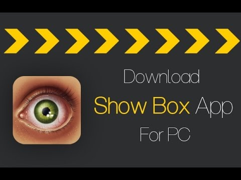 download SHowbox App for PC