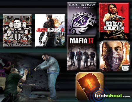 7 Games Like GTA 4   TechShout