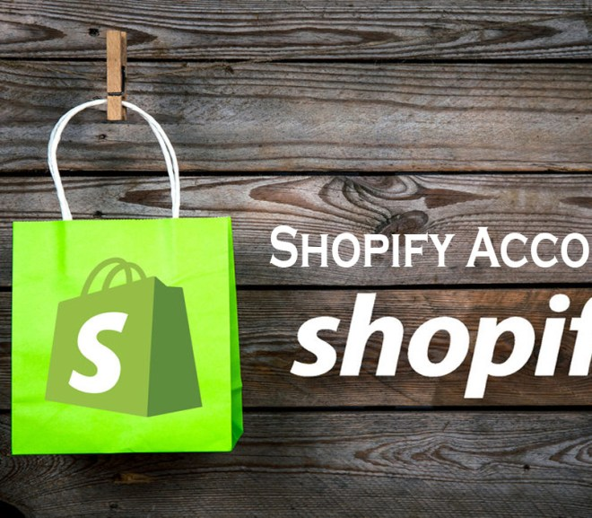 Shopify Account - How to Create An Account
