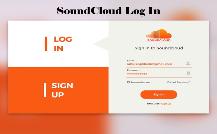 SoundCloud Log In - How to Log In to your SoundCloud Account