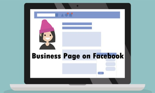 Business Page on Facebook