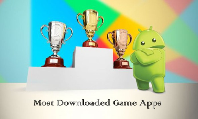 Most Downloaded Game Apps