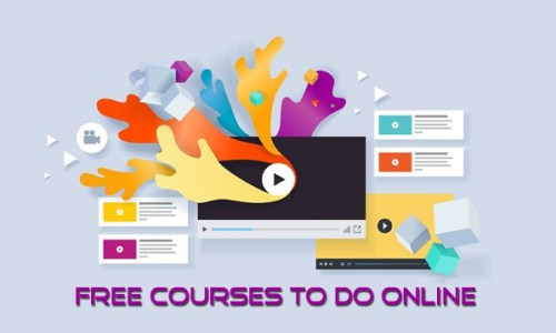 Free Courses to Do Online