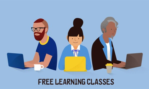 Free Learning Classes