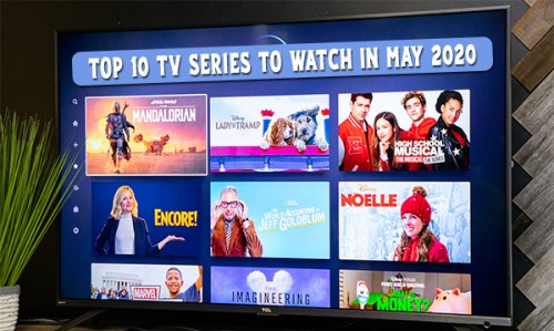 Top 10 TV Series to Watch in May 2020