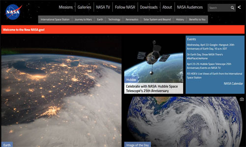 NASA Website - NASA News | NASA Live