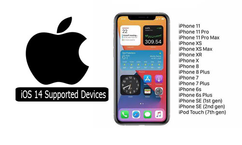 iOS 14 Supported Devices - iOS 14 Release Date | iOS 14 Features