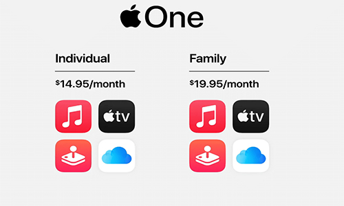 Apple One - Apple One Subscription