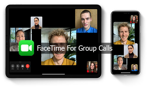 FaceTime For Group Calls - Join a Group FaceTime Call | FaceTime App