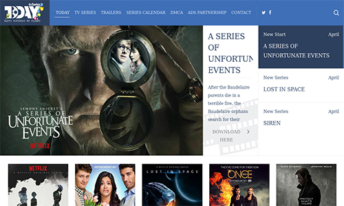 TODAYTVSERIES - TV to Download Free | Movies from TV Series