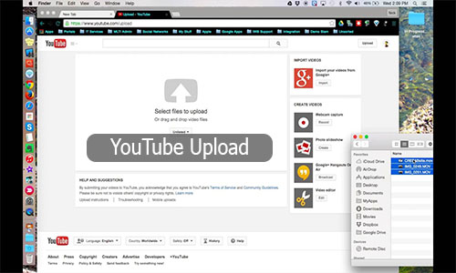 YouTube Upload - Upload A Video To YouTube | YouTube Upload Video