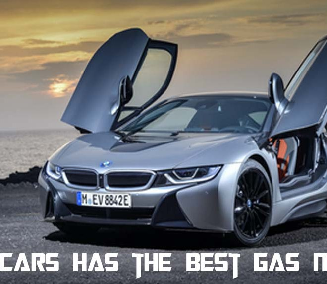 What Cars Has the Best Gas Mileage