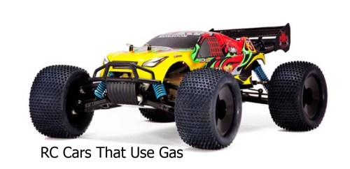 RC Cars That Use Gas